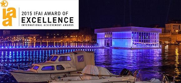 IFAI Award of Excellence – BMW World Promotion, Zadar 2015