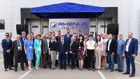 Rhenus opens logistics centre in Russian region of Voronezh