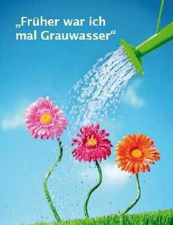 Dezentrales Betriebswassermanagement. Veranstaltung für Planer, Architekten und Fachhandwerker.