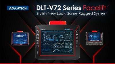 Advantech DLT-V72 Facelift Serie: Neues Design – Erweiterte Features