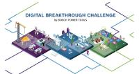 Handwerkersoftware openHandwerk gewinnt die Bosch Digital Breakthrough Challenge by Bosch Power Tools