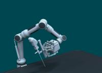Next step in evaluation of Medineering's first robotic hand for endo- and transnasal surgery