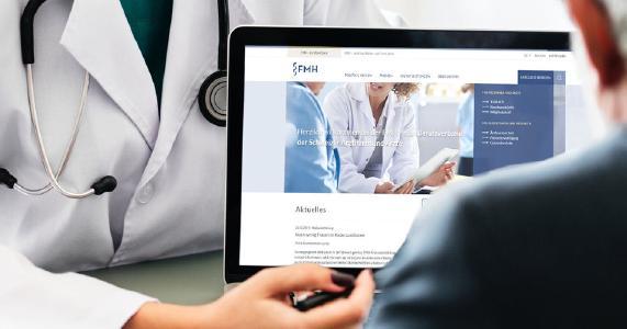 Der Nächste bitte: Schweizer Ärzteverband FMH launcht mit CONTENS