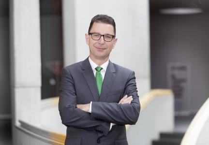 Marcus Eisenhuth (53) ist seit 1. April 2017 neuer Leiter Industrie Europa, Foto: Schaeffler
