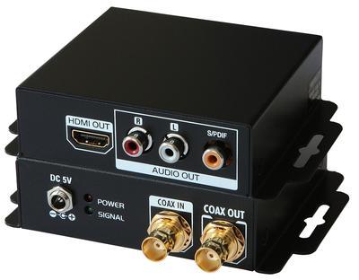 SDI Konverter WSH-3G