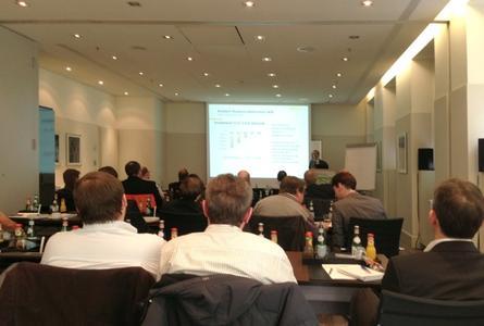 Vortrag beim KOGIT Compliance Identity Dialog in Frankfurt.