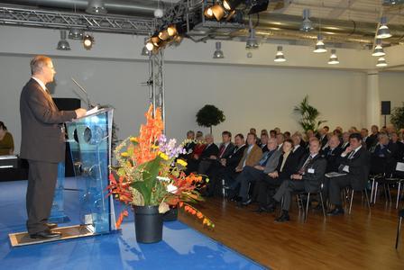 Eröffnungsfeier, (Foto: HINTE GmbH)