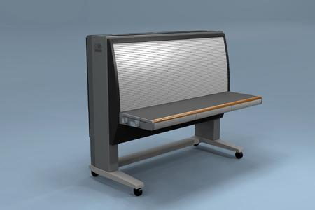 New: INSPIration: The most flexible integrated stage management desk