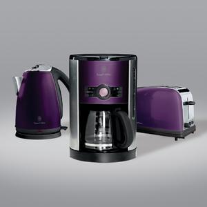 Russell Hobbs verzaubert Ihre Küche mit dem Purple Passion Frühstücksset