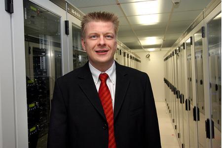 Achim Weiss, Vorstand Technik und Entwicklung der 1