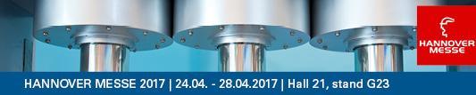 Hannover Messe 2017 - Cloudfähige und skalierbare Automatisierung von Hydrauliksystemen