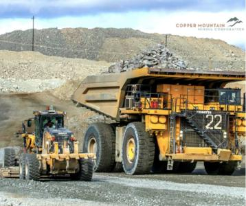 Copper Mountain auf vollem Erfolgskurs
