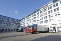 Cargoabfertigung bei der LUG aircgargo handling GmbH / Foto LUG