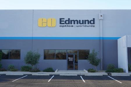 Standort von Edmund Optics in Tucson, Arizona (USA)