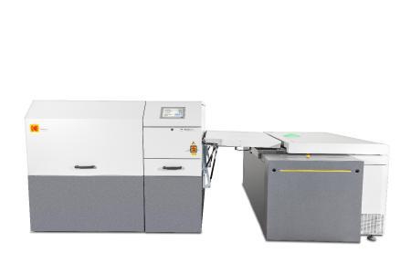 Schnell und umweltfreundlich: Saubere Bebilderungstechnologie / Copyright: Kodak