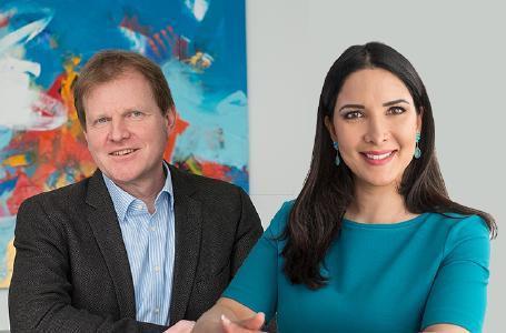 Herr Dr. med. Dirk Elmhorst und Frau Dipl.-Kff. Bahareh Razavi | MEDIQON