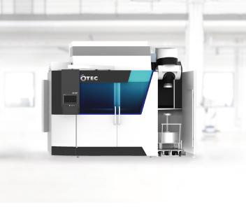 Massfinishing Worldpremiere SF-HP: reliable OTEC Stramfinish-Technology for heavy and larger components