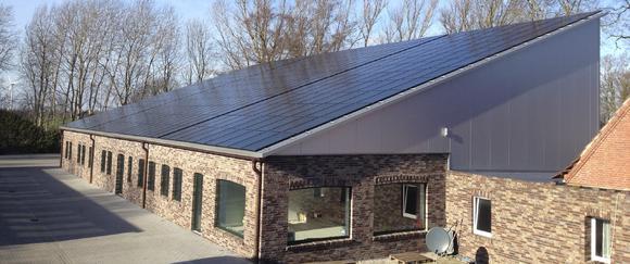 K-W-H Energy New Office