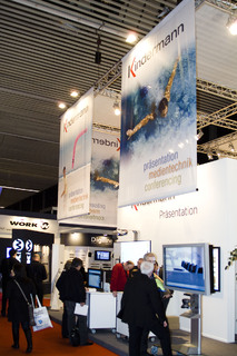 ISE Messestand 2010