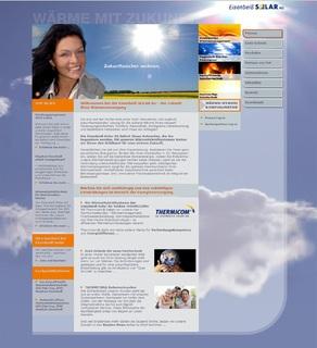 Eisenbeiß Solar AG geht mit neuer Homepage ins Netz
