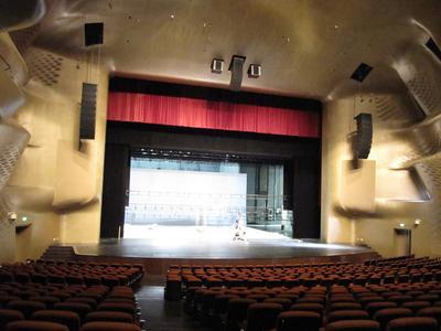 Guangzhou Opera House Installs Riedel Intercom