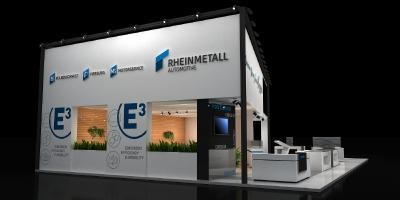 Rheinmetall Automotive with components for electric vehicles and combustion engines