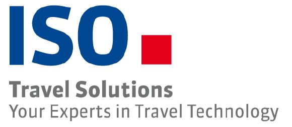ISO Travel Solutions @ ITB, hall 5.1, stand 109.