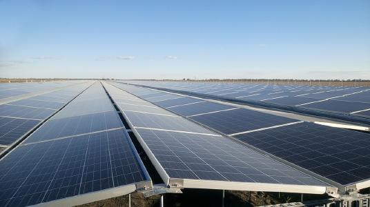 PV reference project with new BELECTRIC PEG in Goondiwindi, Queensland/Australia