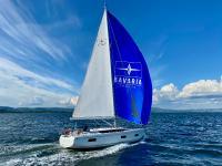 Die BAVARIA C42  ist die erste unter neuem Management entwickelte Segelyacht von BAVARIA YACHTS