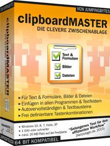 Clipboard Master Packshot