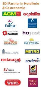 Diese Unternehmen nutzen bereits die Vorteile von EDI