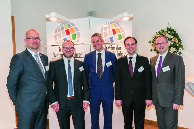 WHF 17. Strategietreffen der Weltmarktfuehrer / Foto: WHF GmbH – desigN Foto