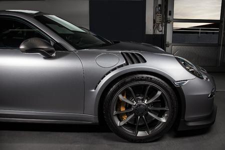 TECHART Carbon Sport Package for the Porsche 911 GT3 RS
