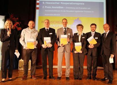 Die AssistSim-Preisträger