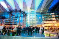Rund 200 Gäste konnte die Wassermann AG als Teilnehmer der Vision-Days 2009 begrüßen