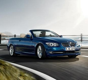 The BMW 3 Series Convertible