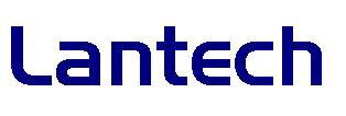 Lantech Logo Blue