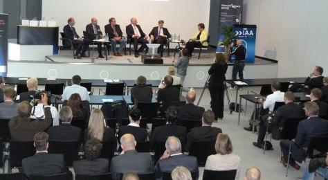 Der Telematik Award zeichnete 2012 wieder Lösungen im großen Bereich der Fahrzeug-Telematik aus / Foto: Telematik-Markt.de