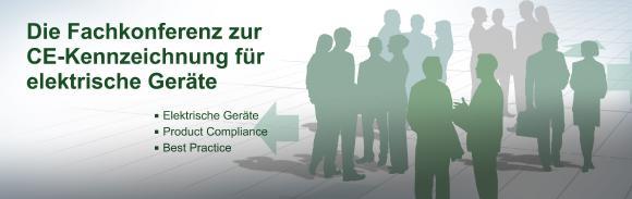 Niederspannungstage - Die Fachkonferenz zur CE-Kennzeichnung von elektrischen Geräten