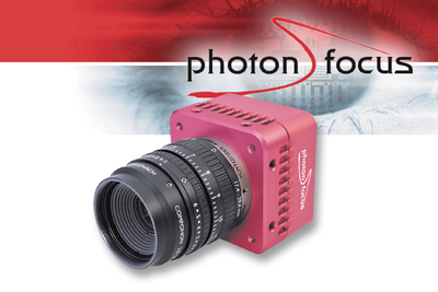 Photonfocus new 4.3 megapixel CMOS-camera for machine-vision, automated optical inspection, traffic control, advanced security, spectroscopy and R&D