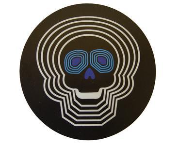LED Sign Skull