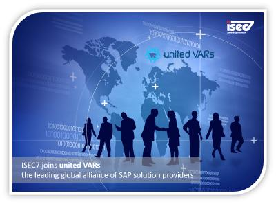 ISEC7 Group becomes a United Vars partner