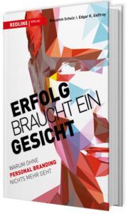 """Das Buch zum Thema von Benjamin Schulz und Edgar K. Geffroy auf dem Vertriebsmarathon """"Wir sind Umsatz""""."""