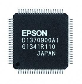 S1D13709 Display-Controller-IC