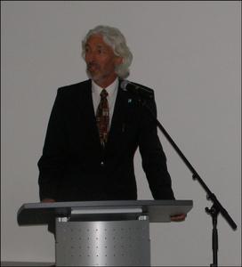 AEGOS project presentation at 34th IGC: Bernd Torchala