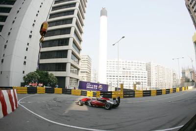 Edoardo Mortara verteidigt Titel im F3-GP von Macau