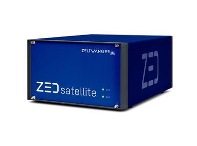 Die neuen Dichtheitsprüfgeräte ZEDsatellite von ZELTWANGER messen dezentral direkt am Werkstück.