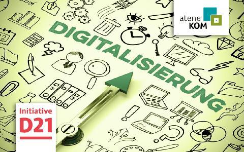 D21-Digital-Index 2020/2021 der Initiative D21 veröffentlicht