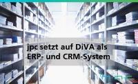 jpc setzt auf DiVA als ERP- und CRM-System