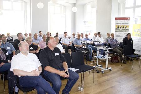 Der Workshop beschäftigt sich mit den Zukunftsthemen Explosionsschutz, Digitalisierung und Funktionale Sicherheit